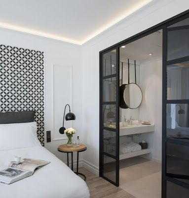 Ma suite parentale soo deco for Exemple suite parentale