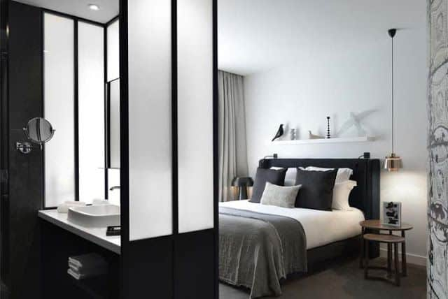 ma suite parentale soo deco. Black Bedroom Furniture Sets. Home Design Ideas