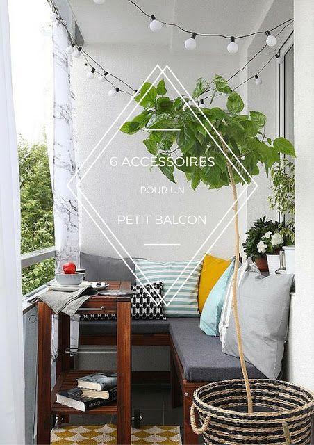 S'il existe des astuces pour faire paraître son balcon plus grand ou pour l'optimiser, l'essentiel reste de tout miser sur les bons accessoires. En voici justement quelques-uns qui en plus d'être pratiques sont originaux au possible : www.soodeco.fr